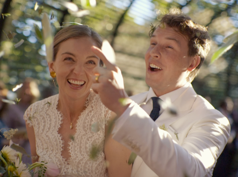 White Lines Wedding Video Cape Town
