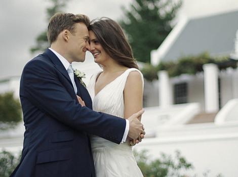 White Lines Wedding Films